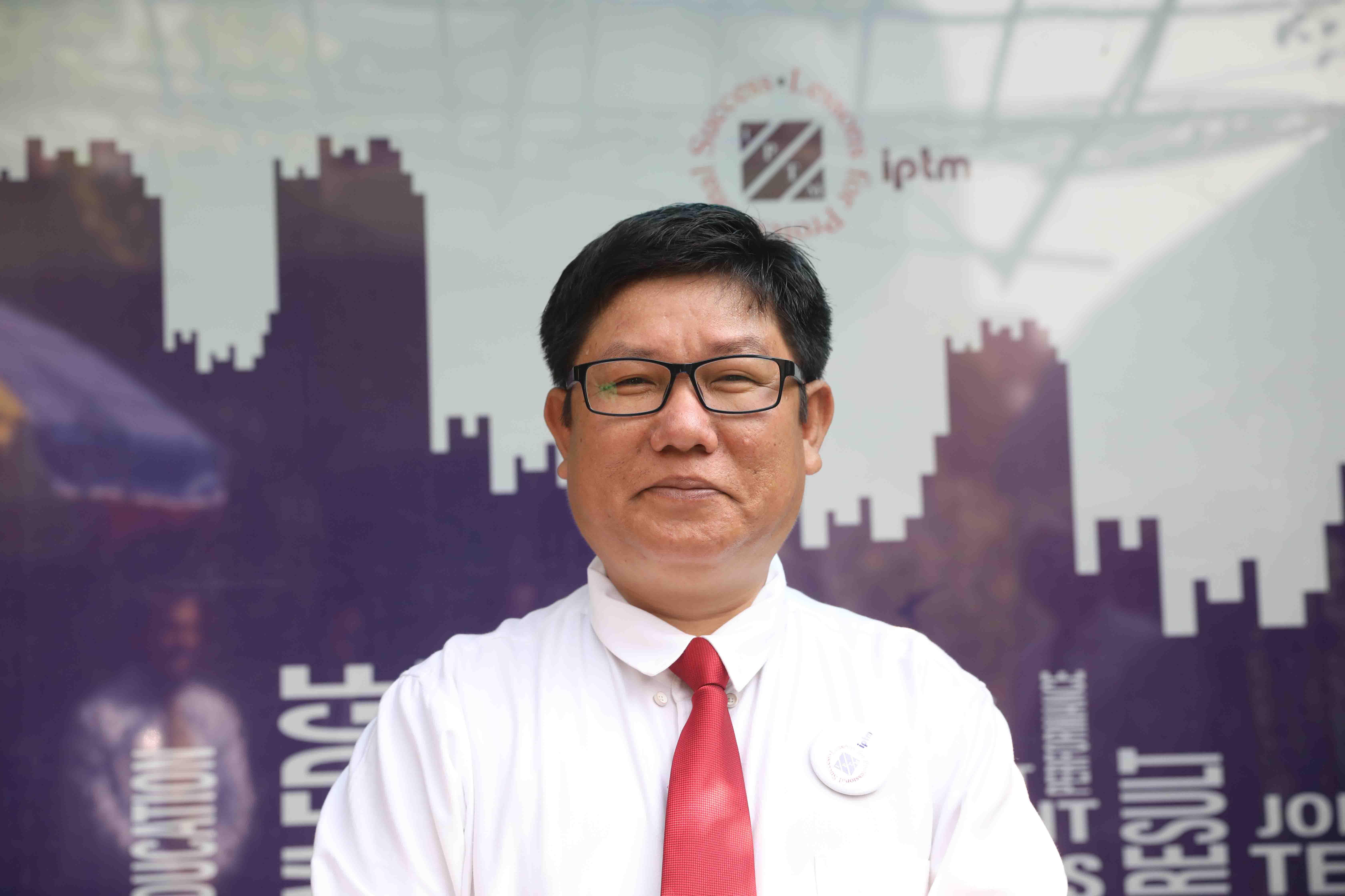 Mr. Mitayan chakma